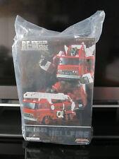 Transformers Masterpiece Maketoys MT RM-03 Hellfire / MP Inferno  SALE PRICE!!!!