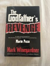 The Godfather's Revenge by Mark Winegardner (2006, Hardcover)