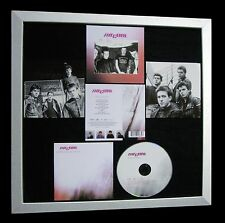 THE CURE+Seventeen Seconds+LTD+GALLERY QUALITY FRAMED+FAST WORLD SHIP+Not Signed