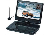Reflexion DVD 1017 T2 portabler DVD Player 10 Zoll Display DVB-T2 HD Tuner HDMI