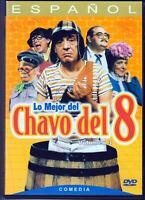Movie DVD - Lo Mejor Del Chavo Del 8 NEW Vol.3