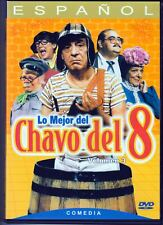Movie DVD - Lo Mejor Del Chavo Del 8 NEW Vol.3