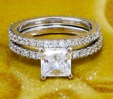 9ct White Gold 1/2ct Diamond Ring