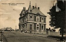 CPA  Ardennes - Givet ,l'Hotel des Postes et Télégraphes  (224741)