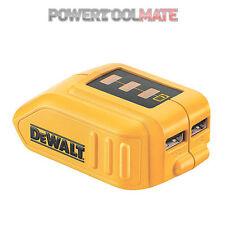 Dewalt DCB090 USB Charger 10.8v,14.4v + 18v li-ion