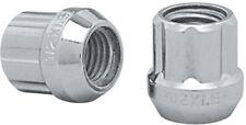 Set of 20 Chrome 12x1.5 Spline OE Acorn Open Ended Lug Nuts 2010-2010 with Key