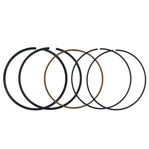 Piston Rings Kit STD Bore 77mm for YAMAHA WR250F YZ250F 01-18 5NL-11603-00-00