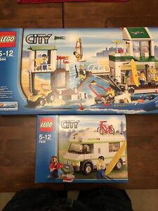 Two Lego City Brand New Sets