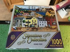 Masterpieces - 1000 Piece Jigsaw - HOME PORT (Signature Collection)