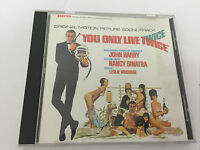 You Only Live Twice Nancy Sinatra John Barry CD 762185156421