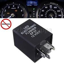 5 pin EP-27 Flasher Relay Fix For LED Turn Signal Lights Hyper Flash Decoder US