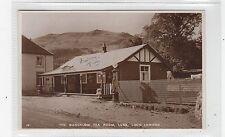 THE BUNGALOW TEA ROOMS, LUSS: Dunbartonshire postcard (C26917)