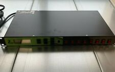 I power 8 way switched pdu 19 inch Rack mountable used