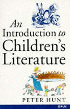 An Introduction to Children's Literature by Peter Hunt (Paperback, 1994)