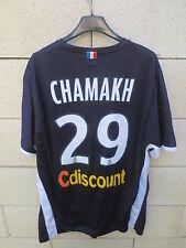 Maillot GIRONDINDS de BORDEAUX CHAMAKH n°29 Puma shirt CHAMPION de FRANCE 2009