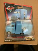 Disney Pixar Cars Take Flight Nasca Truck Ground Support Die-Cast