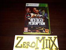 NEUF Red Dead Redemption Edition Jeu De L'année Xbox 360