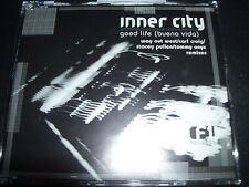 Inner City Good Life Australian Remixes CD Single