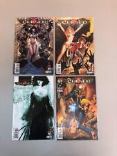 Cursed 1-4 Complete Set Image Top Cow Comics 1 2 3 4