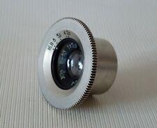 Lens Industar-10 И-10 non collapsible 50mm f3.5/50 Soviet GOMZ SLR Camera SPORT