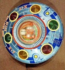 Battery Operated X-7 Space Explorer Space Japanese Tin Toy