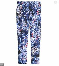 BNWT J. Crew Collection inky floral pant pattern print trousers US 4 UK 10 NEW