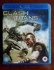 Blu-ray - Clash of the Titans (Blu-ray + DVD)