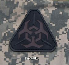 OUTBREAK RESPONSE TEAM  DARK OPS TACTICAL BADGE MORALE PVC MILITARY PATCH