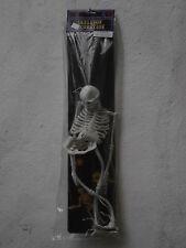 Decorazione SCHELETRO HALLOWEEN hanging decoration 1 pezzo da 60cm addobbo