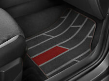 "Original SEAT Textilmatten Fußmatten Set Satz ""Speed"" rot Ibiza MJ 2018, Arona"
