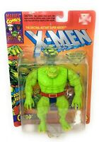 X-MEN X-Force Ch'od ALIEN Double Arm Hurling Action 1994 TOY BIZ