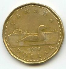 *Key Date* First Year of Proof Loonie in Sets $1.00 1988 Canadian Proof Loonie