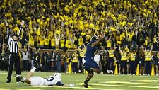 "Michigan 2015 Offensive Cut Ups Football Coaching Dvd Playbook ""Very Hot Item"""