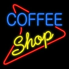 "New Coffee Shop Bar Beer Man Cave Neon Light Sign 32""x24"""