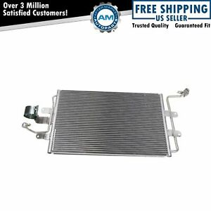 AC Condenser A/C Air Conditioning for 98-05 Volkswagen VW Beetle New