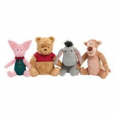 "Christopher Robin Movie Friends 8"" Plush Pals Winnie Pooh Piglet Tigger Eeyore"