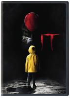 It (DVD, 2018) •NEW • Bill Skarsgård, Stephen King, Halloween