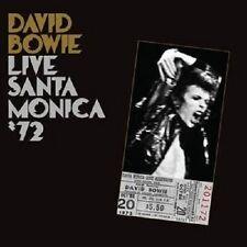 """DAVID BOWIE """"LIVE IN SANTA MONICA 72"""" CD NEU"""