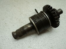 Yamaha AT1 125cc Enduro #5297 Kick Start Shaft / Starter Shaft