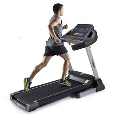 LONTEK auto incline Portable home Fitness Folding Running Machine