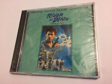 RIVER OF DEATH (Sasha Matson) OOP 1989 Silva Soundtrack Score OST CD SEALED