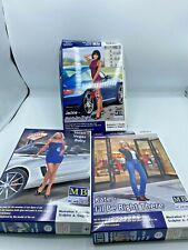 Mater Box Model Kit Mb pin up Bundle 4 1/24 Evp# Mb24020 Mb24022 Mb24026