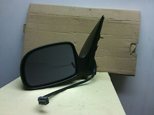 1995 - 1998  Ford Windstar  LH door mirror power  black textured OEM
