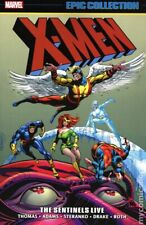 X-Men The Sentinels Live TPB Epic Collection 2nd Edition #1-1ST NM 2021