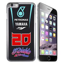 Coque iPhone (modèle au choix) - Fabio Quartararo MotoGP M1