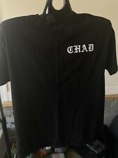 """New Found Glory CHAD """"warped Tour Stage Shirt"""" Size Large"""