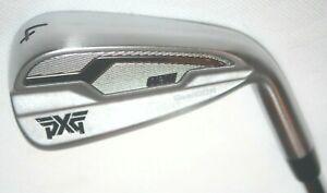 PXG 0211 DualCOR 4 iron with True Temper Elevate Tour X flex steel shaft