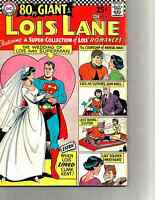 Superman's Girl Friend Lois Lane #68(  DC Silver Age 1966 ) 80 Pg Giant