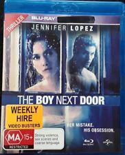 Boy Next Door   (Blu-ray: B - 2014)