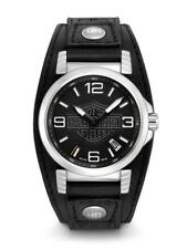 New Harley Davidson Men's watch #76B163